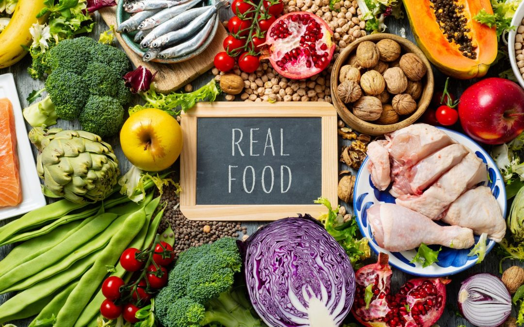 Real Food.